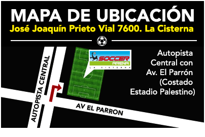 José Joaquín Prieto Vial 7600. La Cisterna.